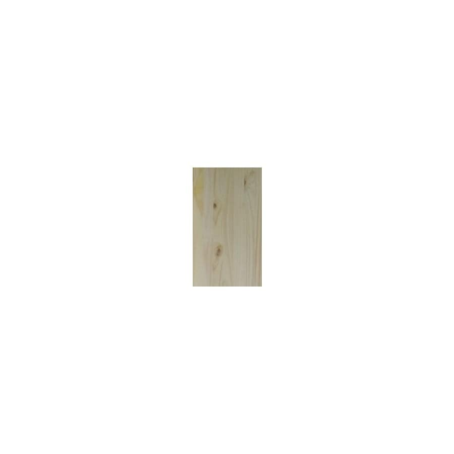 1-in x 24-in x 48-in Stain Kiln-Dried Elliotis Pine Panel