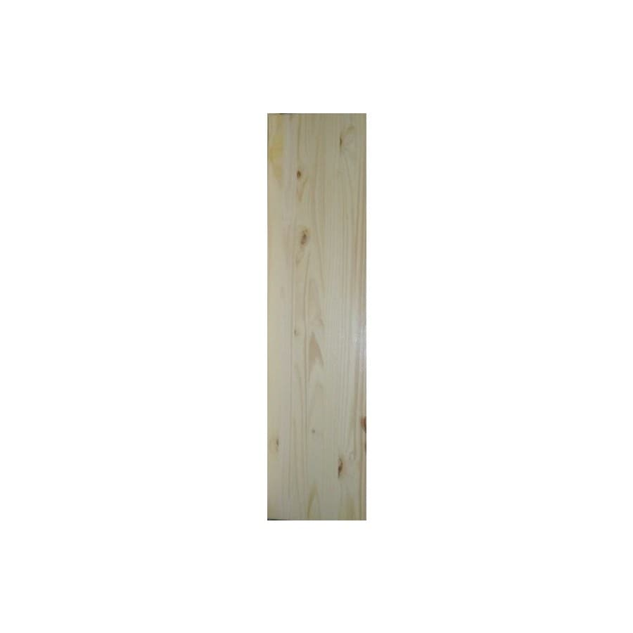 1-in x 16-in x 72-in Stain Kiln-Dried Elliotis Pine Panel