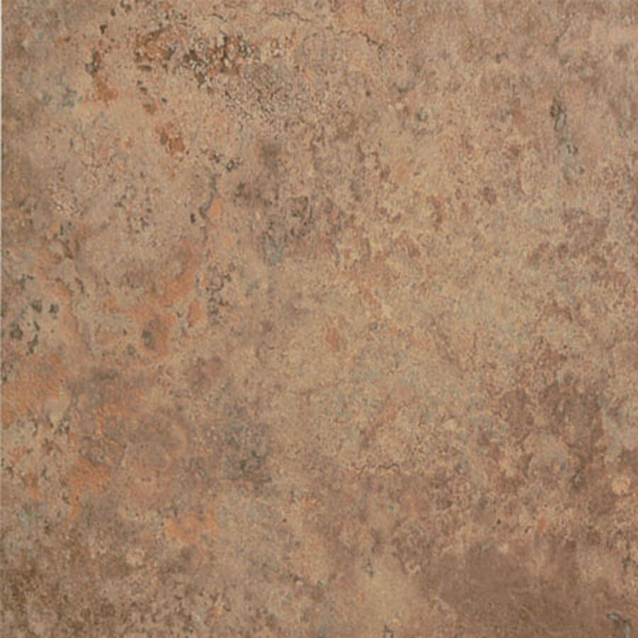Cryntel 18-in x 18-in Romastone Majove Stone Finish Luxury Vinyl Tile