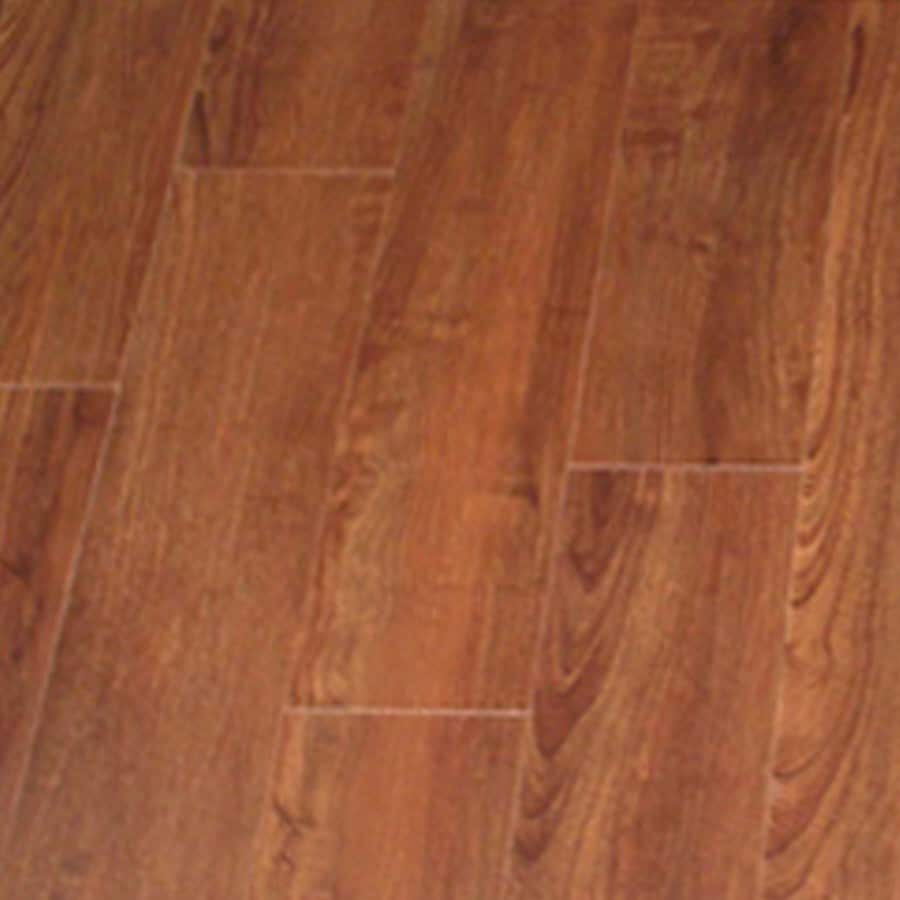 Cryntel Sierra Plank 4.5-in x 36-in Cherry Peel-and-Stick Oak Luxury Residential Vinyl Plank