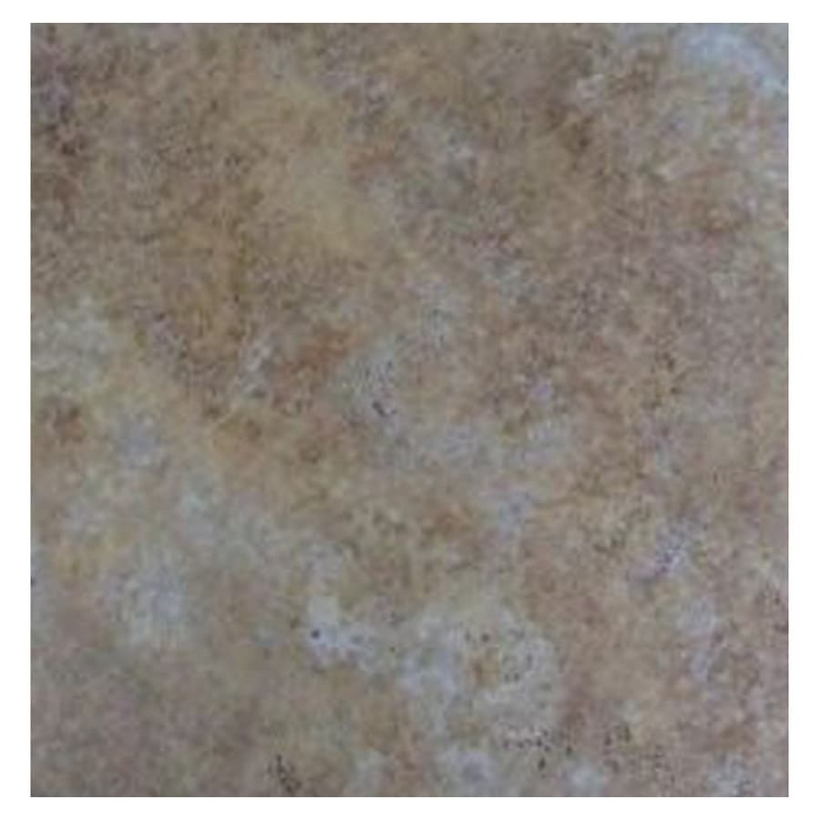 Cryntel 1-Piece 12-in x 12-in Harvest Peel-And-Stick Stone Vinyl Tile
