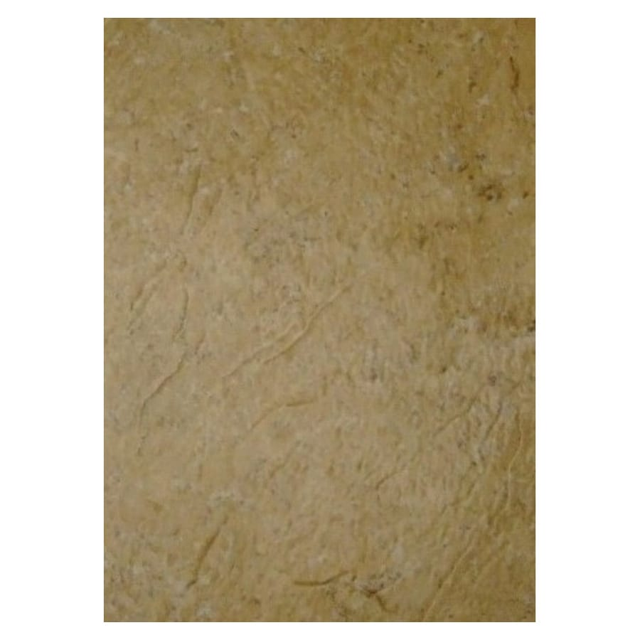 Cryntel 1-Piece 12-in x 12-in Beige Sand Peel-And-Stick Slate Residential Vinyl Tile