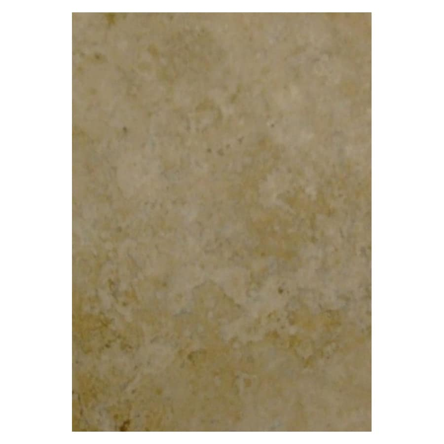 Cryntel 1-Piece 12-in x 12-in Citadel Peel-And-Stick Stone Vinyl Tile