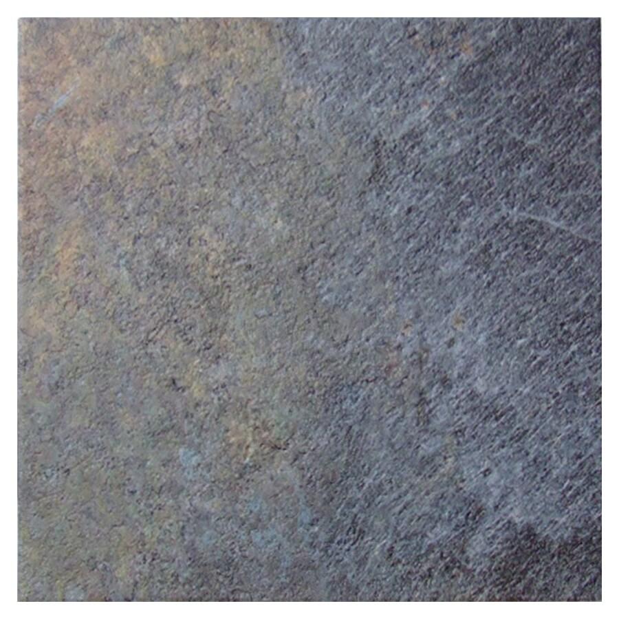 Shop X Decostone Romaslate Ceramic Wall Tile At Lowescom - 6x6 ceramic tile lowes