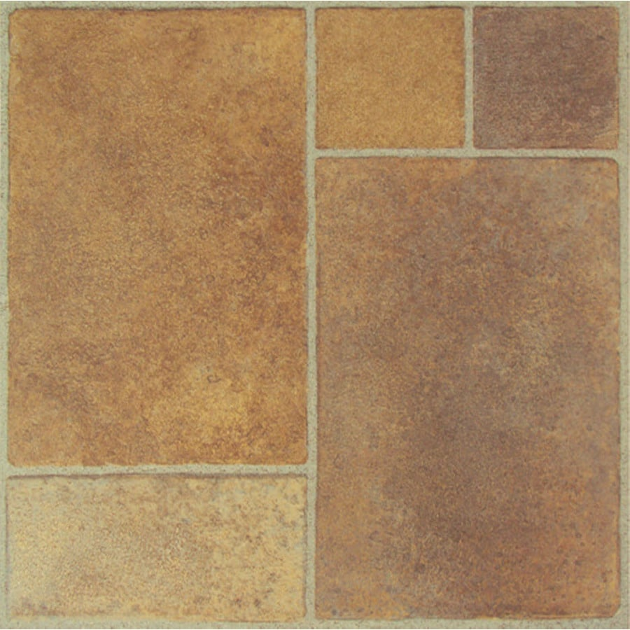 Shop Style Selections 12-in X 12-in Canyon Peel-and-Stick