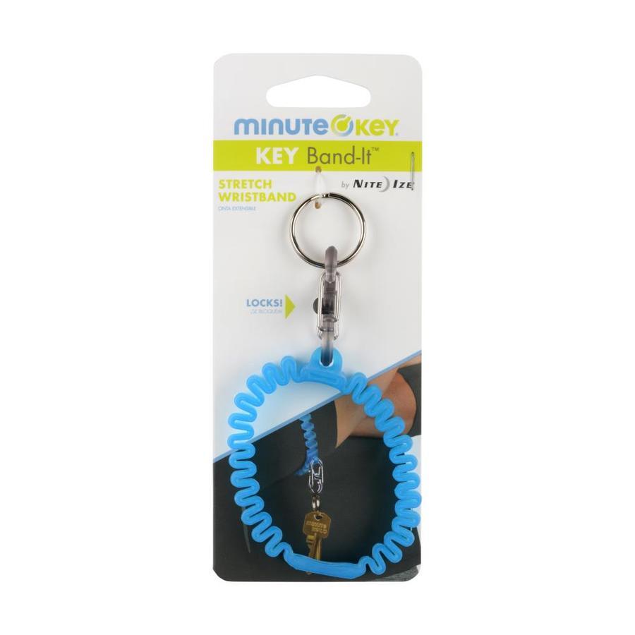 Nite Ize Minutekey Keyband-It- Blue