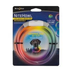Nite Ize NiteHowl LED Rechargeable Flashlight (Battery Included)
