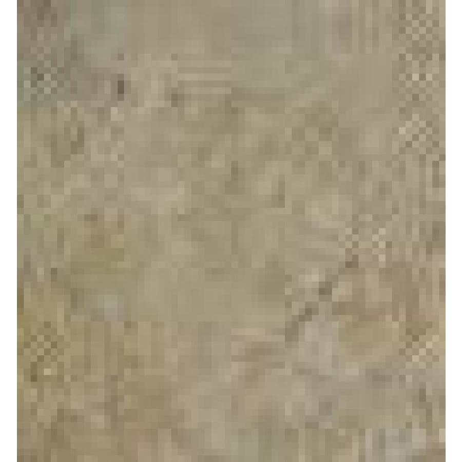 Shop Style Selections Capri Natural Thru Body Porcelain Floor Tile ...
