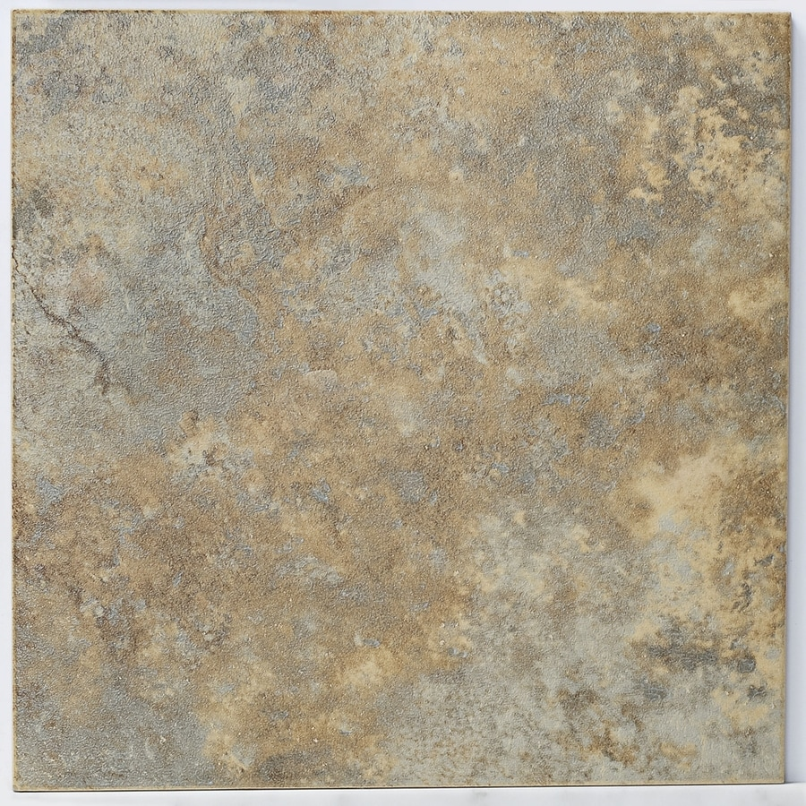Shop GBI Tile & Stone Inc. 12-in x 12-in Capri Rust Thru Body ...