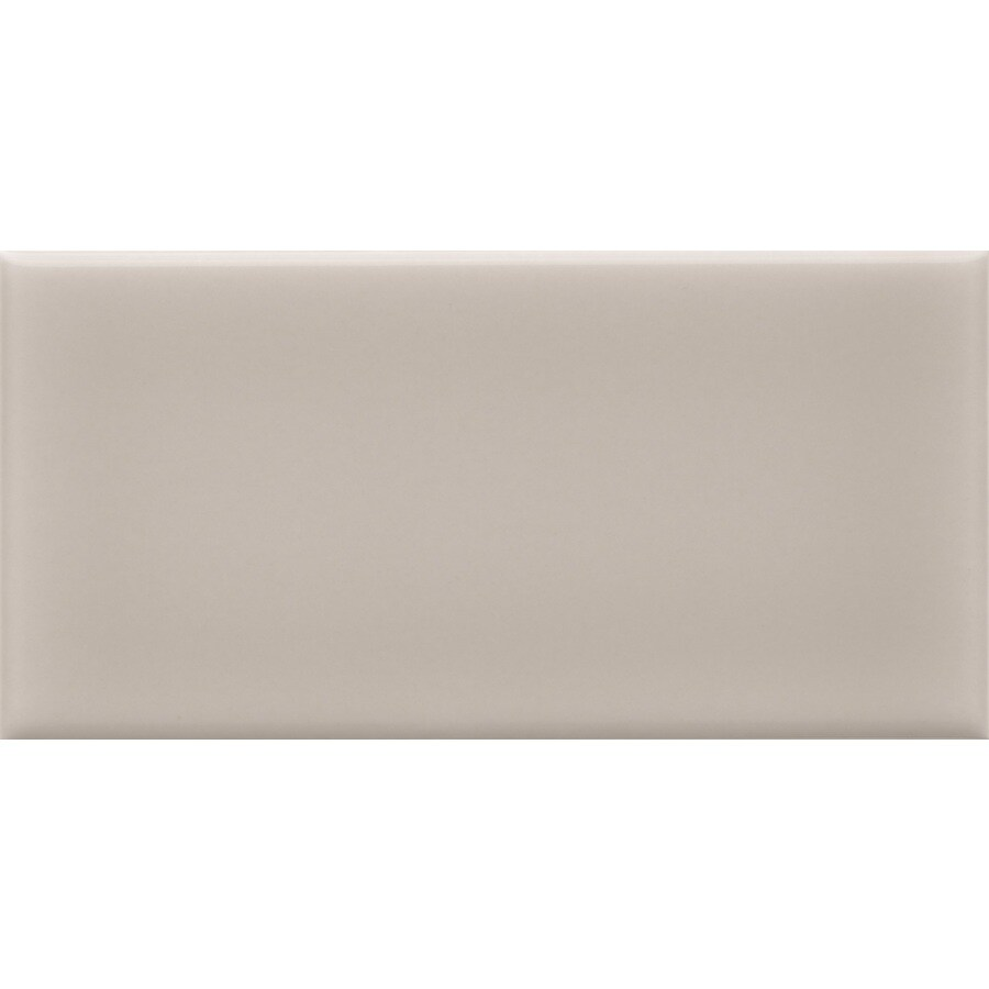 allen + roth Allen + Roth 8-Pack Pearl Ceramic Wall Tile (Common: 3-in x 6-in; Actual: 2.94-in x 5.88-in)
