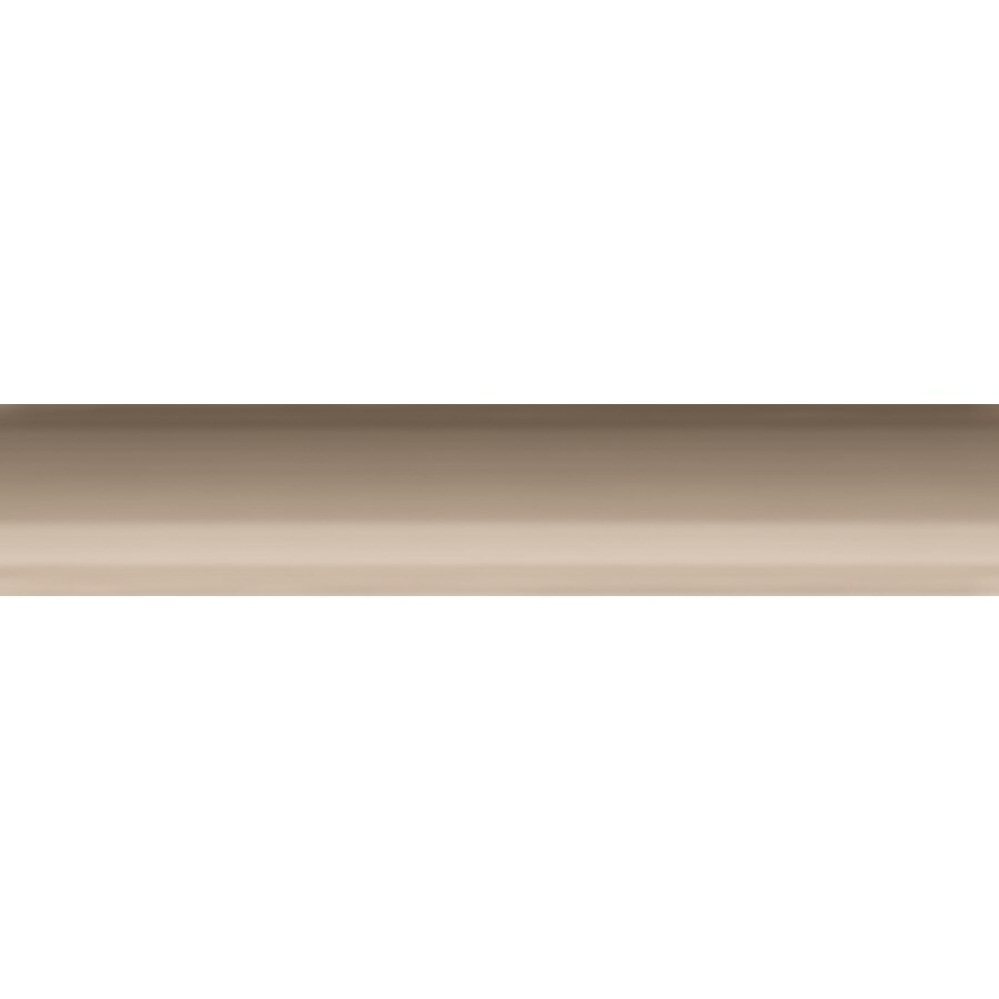 Allen Roth 12 Pack Chocolate Ceramic Pencil Liner Tile