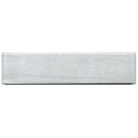 Style Selections Chique Gris Porcelain Wall Tile (Common: 2-in x 8-in; Actual: 1.77-in x 7.68-in)