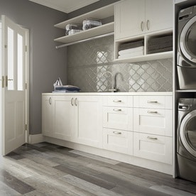 Style Selections Kaden Reclaimed 6 In X 36 In Porcelain