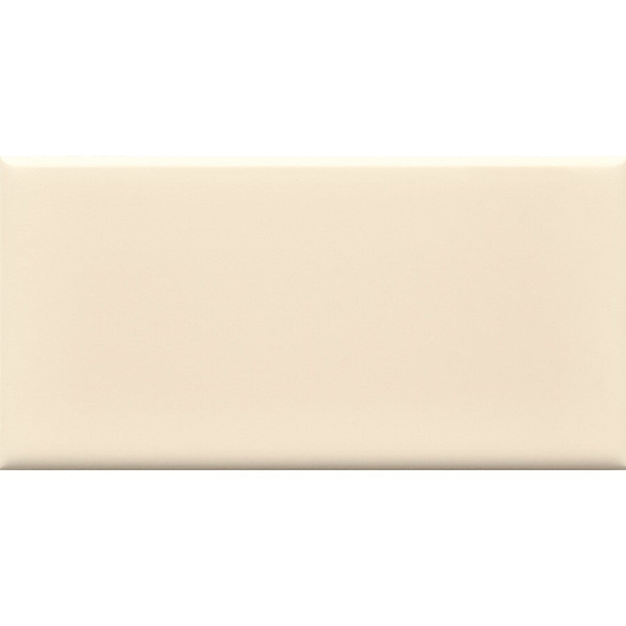 allen + roth Fawn Ceramic Wall Tile (Common: 3-in x 6-in; Actual: 2.95-in x 5.9-in)