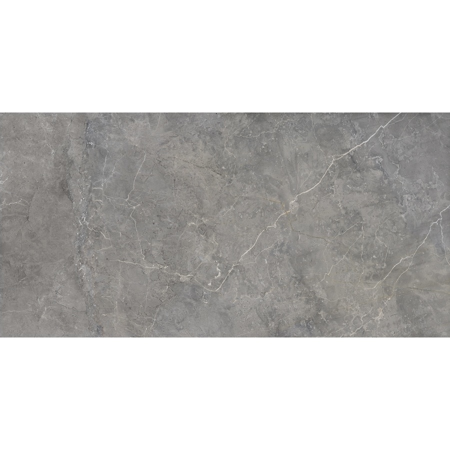 GBI Tile U0026 Stone Inc. Cordoba Grey Ceramic Floor And Wall Tile (Common: