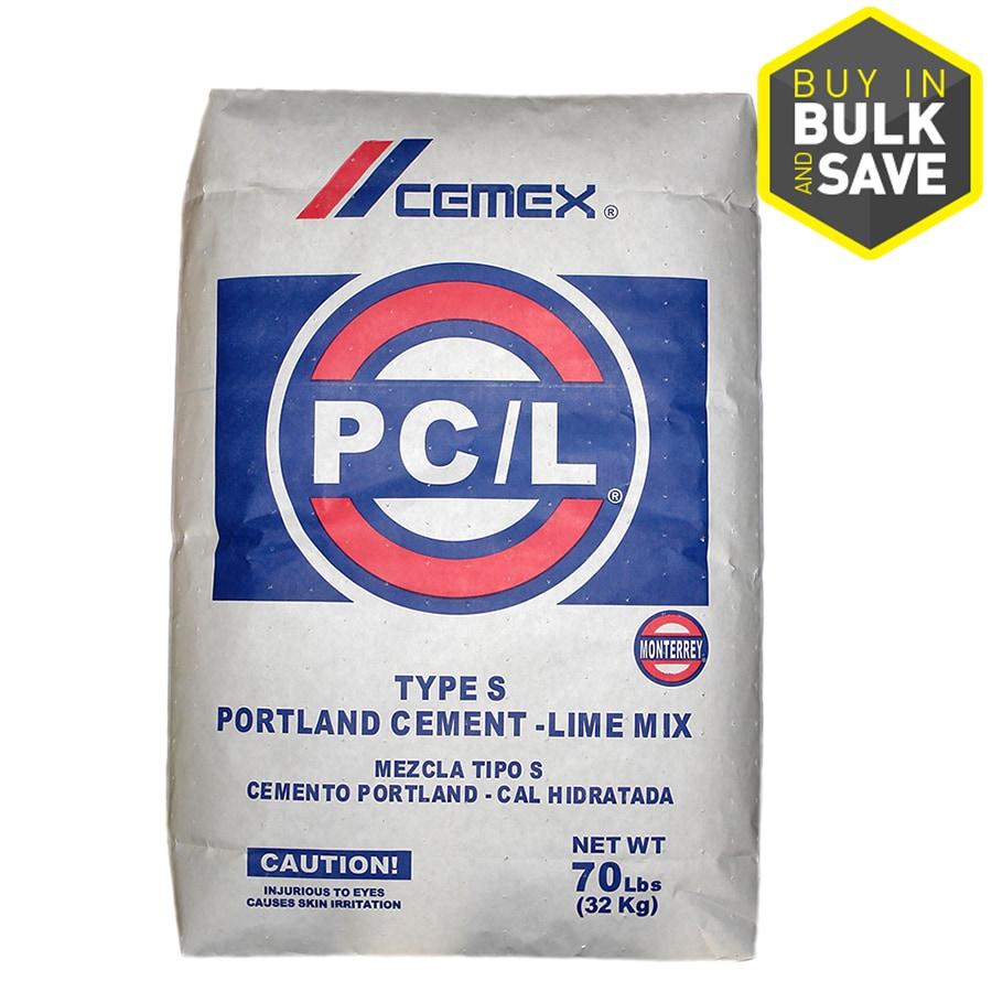 Portland Cement Mix : Shop cemex cement mix at lowes