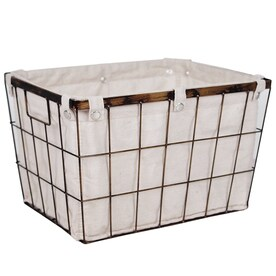 RGI HOME 16-in W x 10-in H x 12-in D  sc 1 st  Loweu0027s & Shop Baskets u0026 Storage Containers at Lowes.com