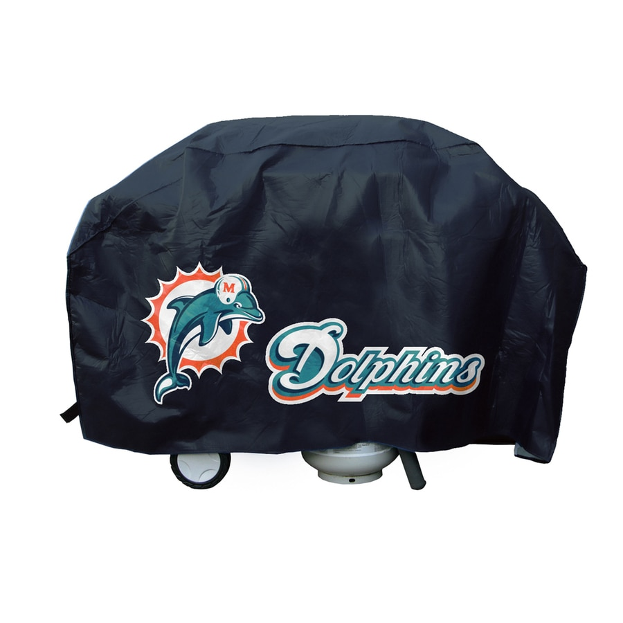 68-in x 35-in Vinyl Miami Dolphins Cover