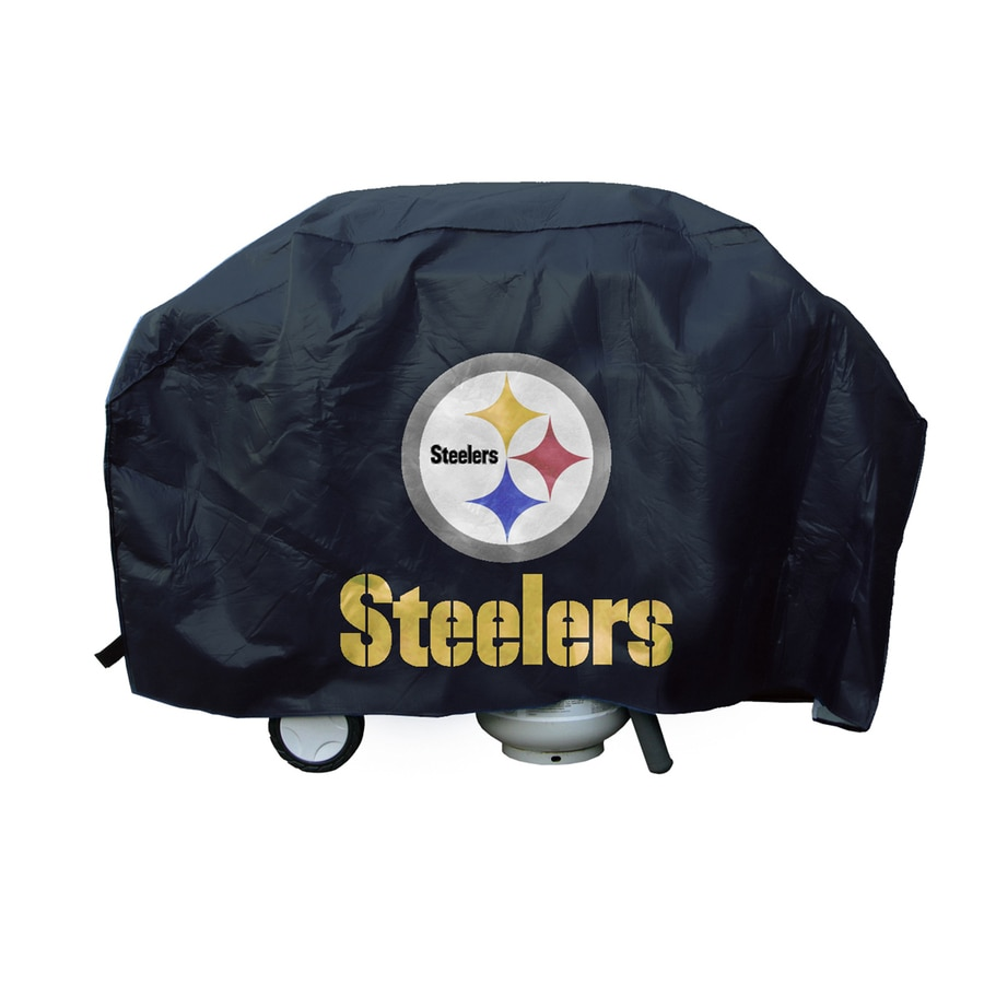 68-in x 35-in Vinyl Pittsburgh Steelers Cover