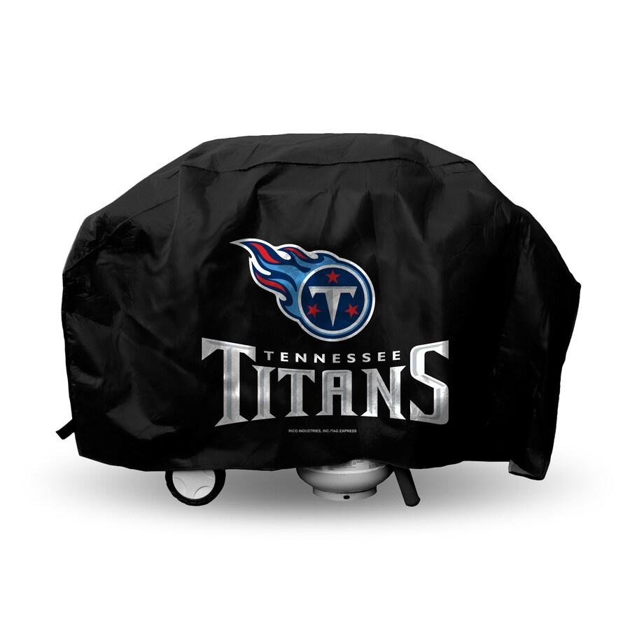 Rico Industries/Tag Express 68-in x 21-in Vinyl Tennessee Titans Cover