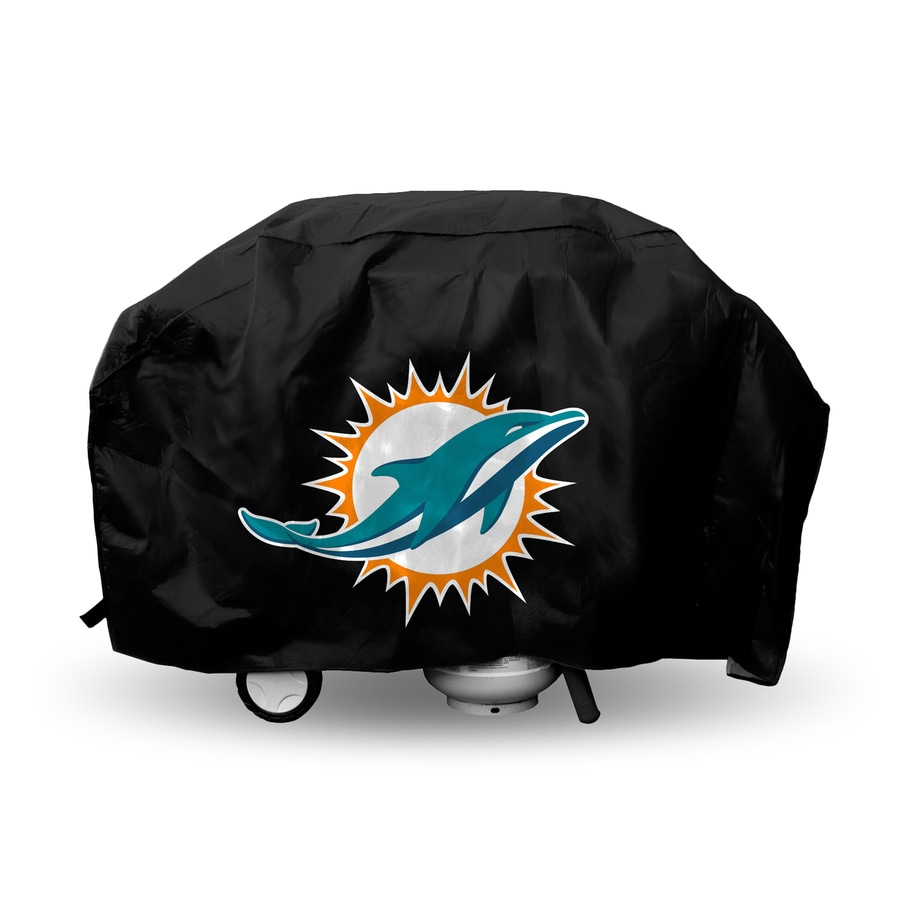 Rico Industries/Tag Express 68-in x 21-in Vinyl Miami Dolphins Cover