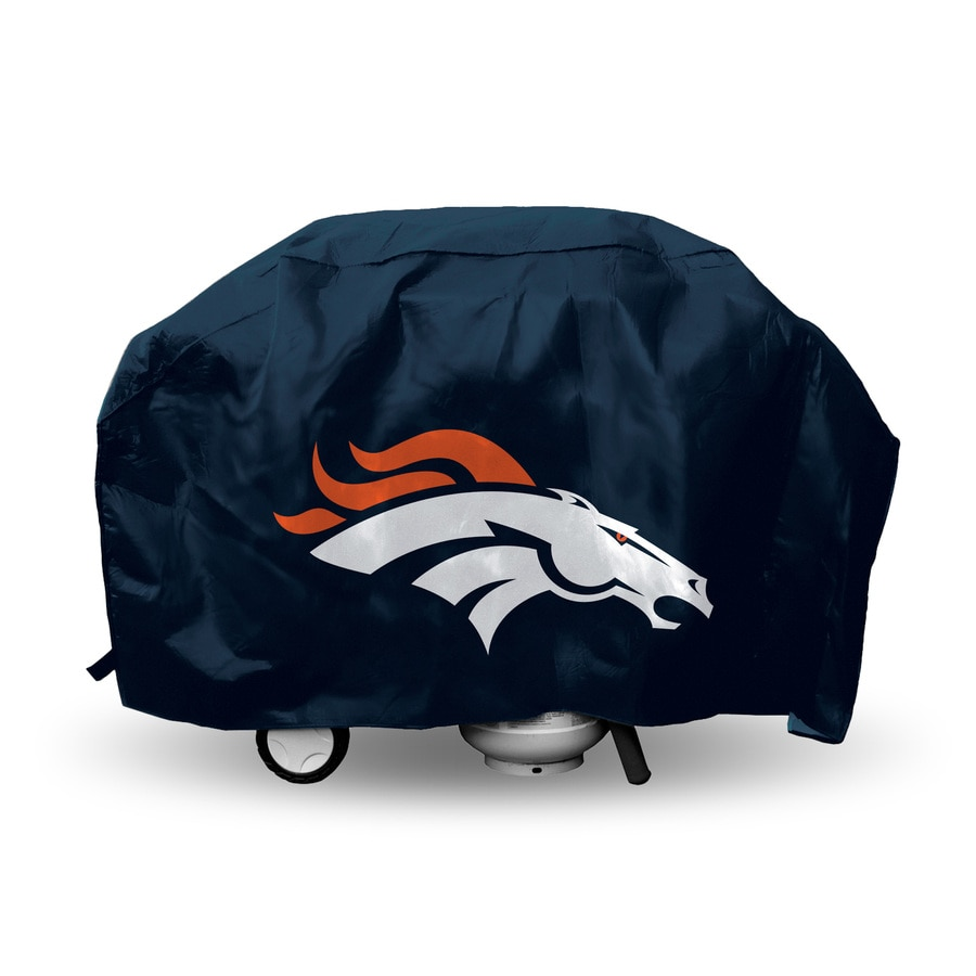 Rico Industries/Tag Express Denver Broncos Navy Vinyl 68-in Cover