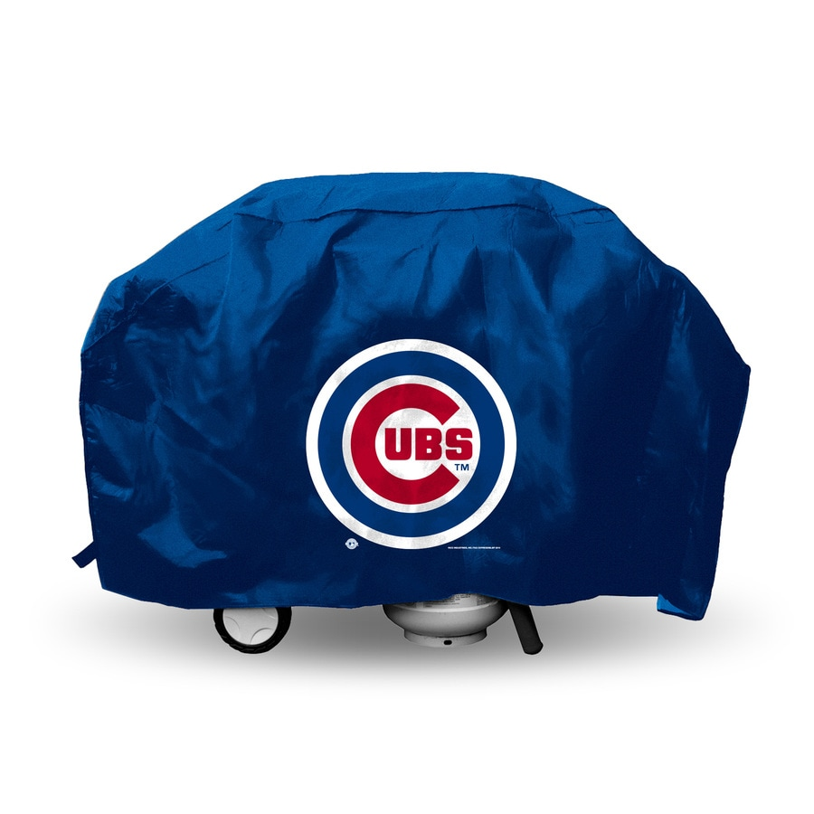 Rico Industries/Tag Express 68-in x 21-in Blue Vinyl Chicago Cubs Cover
