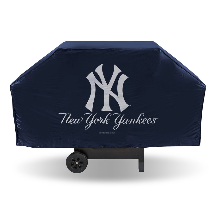 Rico Industries/Tag Express New York Yankees Navy Vinyl 68-in Cover