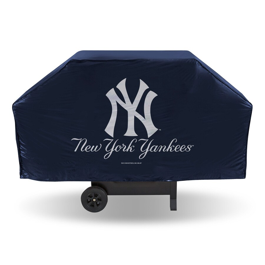 Rico Industries/Tag Express 68-in x 21-in Navy Vinyl New York Yankees Cover