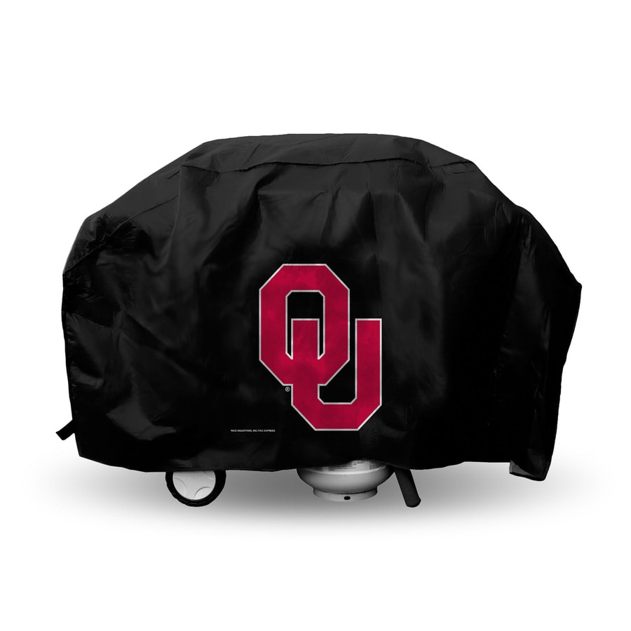 Rico Industries/Tag Express 68-in x 21-in Vinyl University Of Oklahoma Sooners Cover