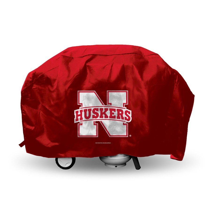 Rico Industries/Tag Express 68-in x 21-in Red Vinyl University Of Nebraska Cornhuskers Cover