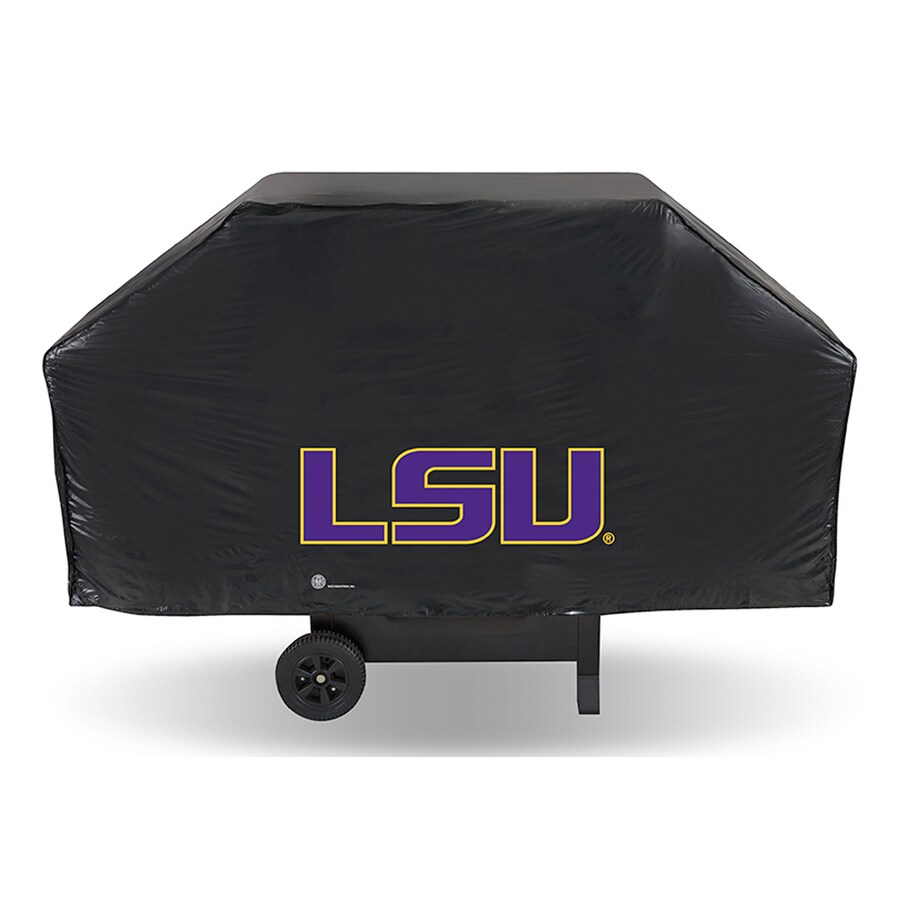 Rico Industries/Tag Express 68-in x 21-in Vinyl Louisiana State University Tigers Cover