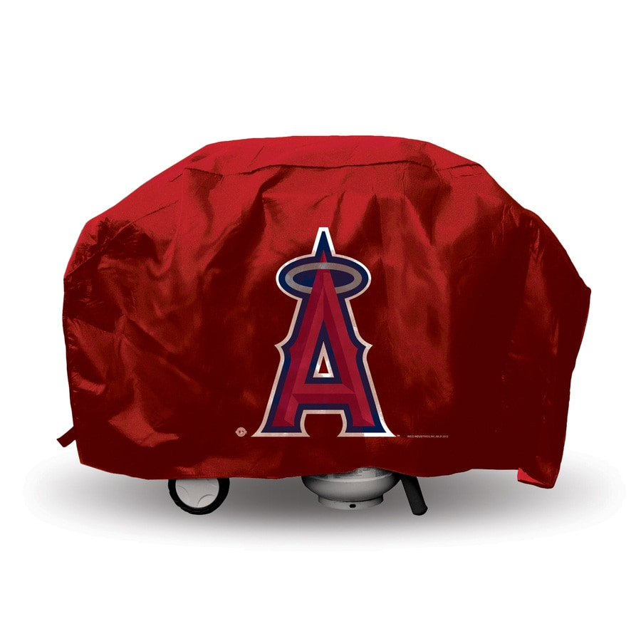 Rico Industries/Tag Express 68-in x 21-in Red Vinyl Los Angeles Angels Of Anaheim Cover