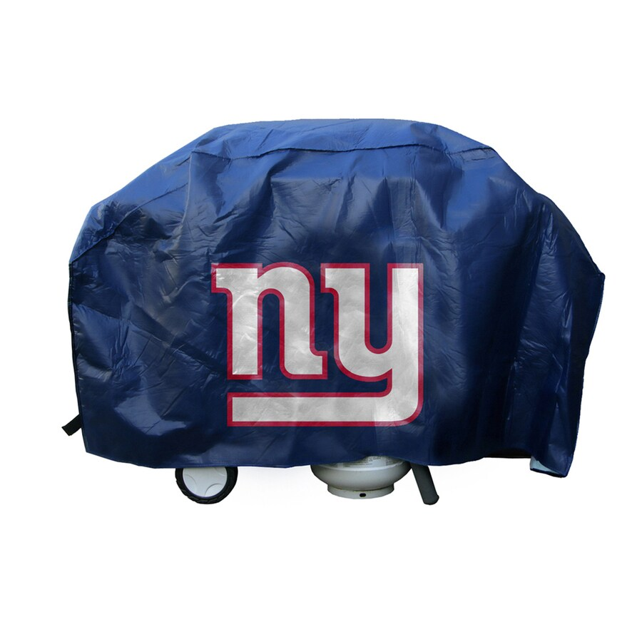 68-in x 35-in Vinyl New York Giants Grill Cover Fits Most Universal