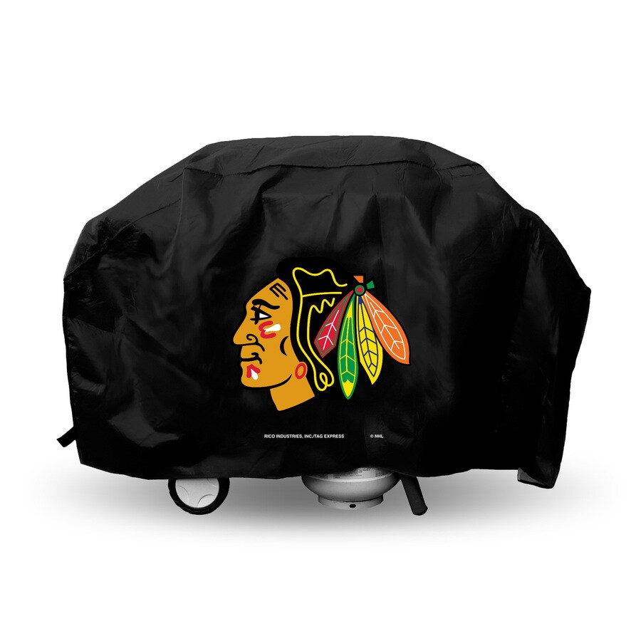 Rico Industries/Tag Express 68-in x 21-in Vinyl Chicago Blackhawks Cover