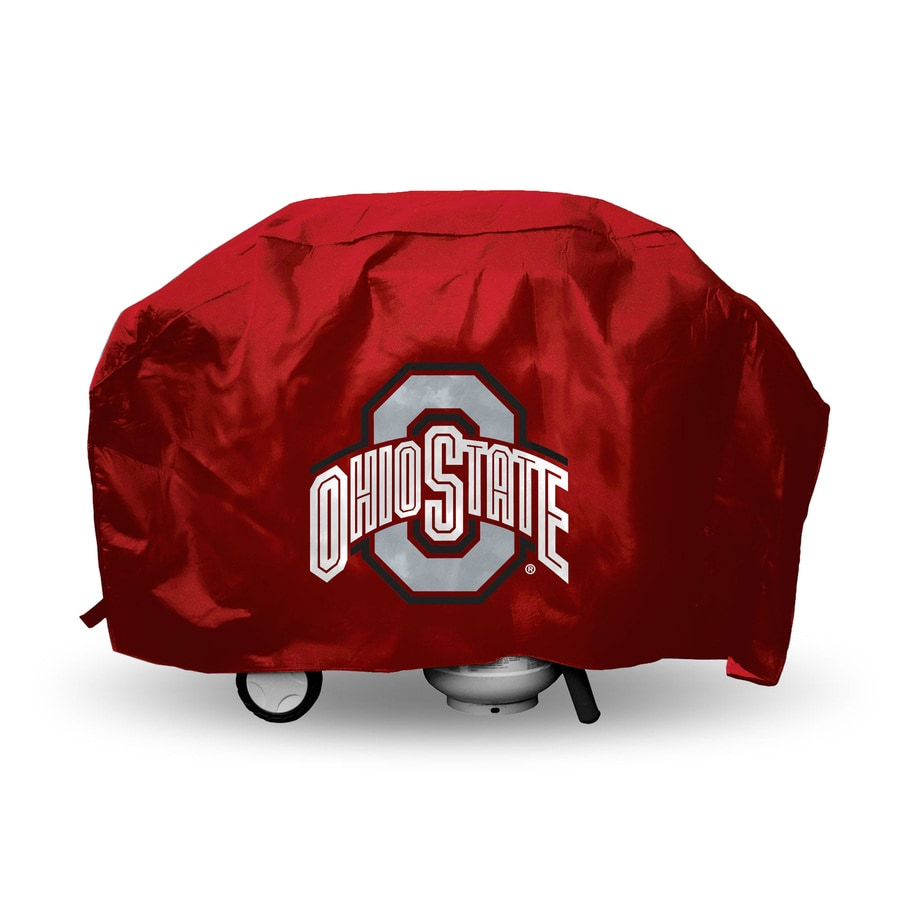 Rico Industries/Tag Express 68-in x 21-in Red Vinyl Ohio State University Buckeyes Cover