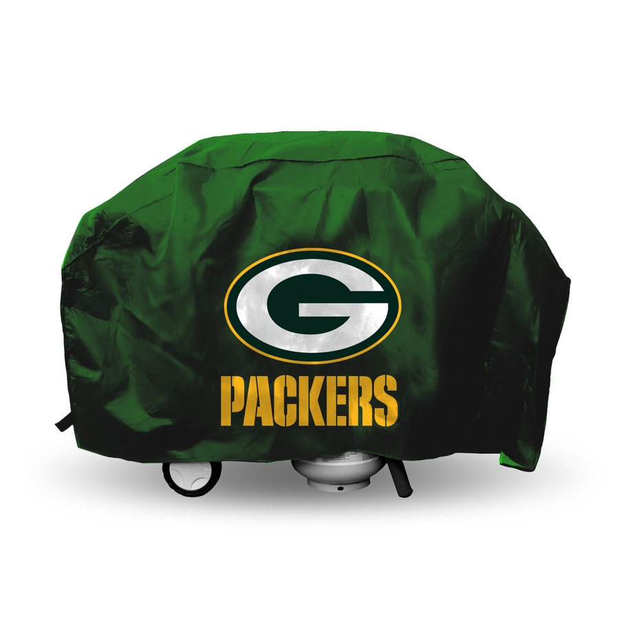 Rico Industries/Tag Express 68-in x 21-in Green Vinyl Green Bay Packers Cover
