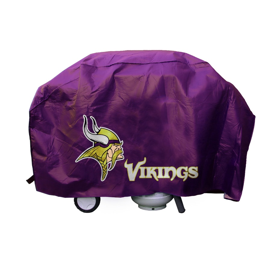 Rico Industries/Tag Express 68-in x 35-in Vinyl Minnesota Vikings Cover