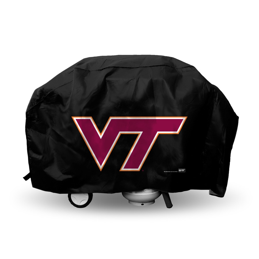 Rico Industries/Tag Express 68-in x 21-in Vinyl Virginia Tech University Hokies Cover