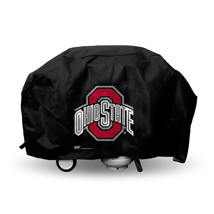 Rico Industries/Tag Express 68-in x 21-in Vinyl Ohio State University Buckeyes Cover