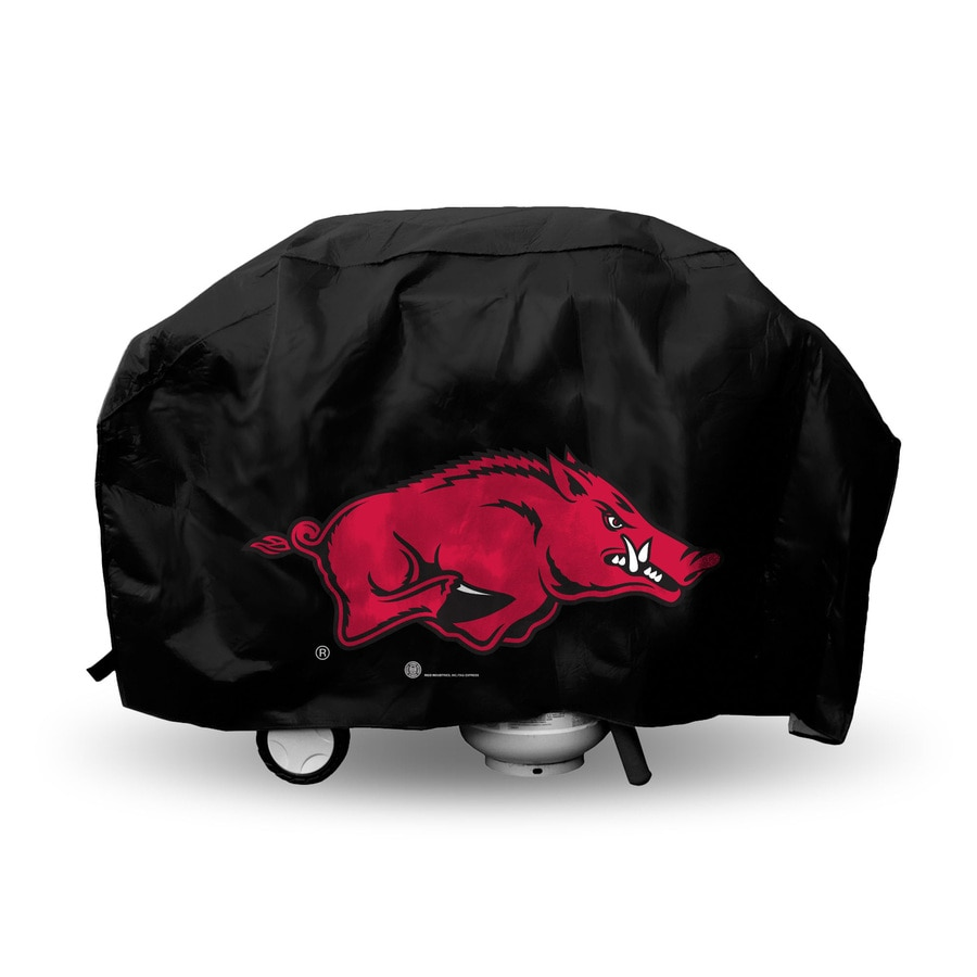 Rico Industries/Tag Express 68-in x 21-in Vinyl University Of Arkansas Razorbacks Cover