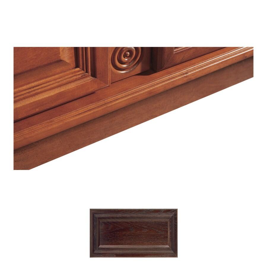 Insignia Oak Scribe Rail at Lowes com