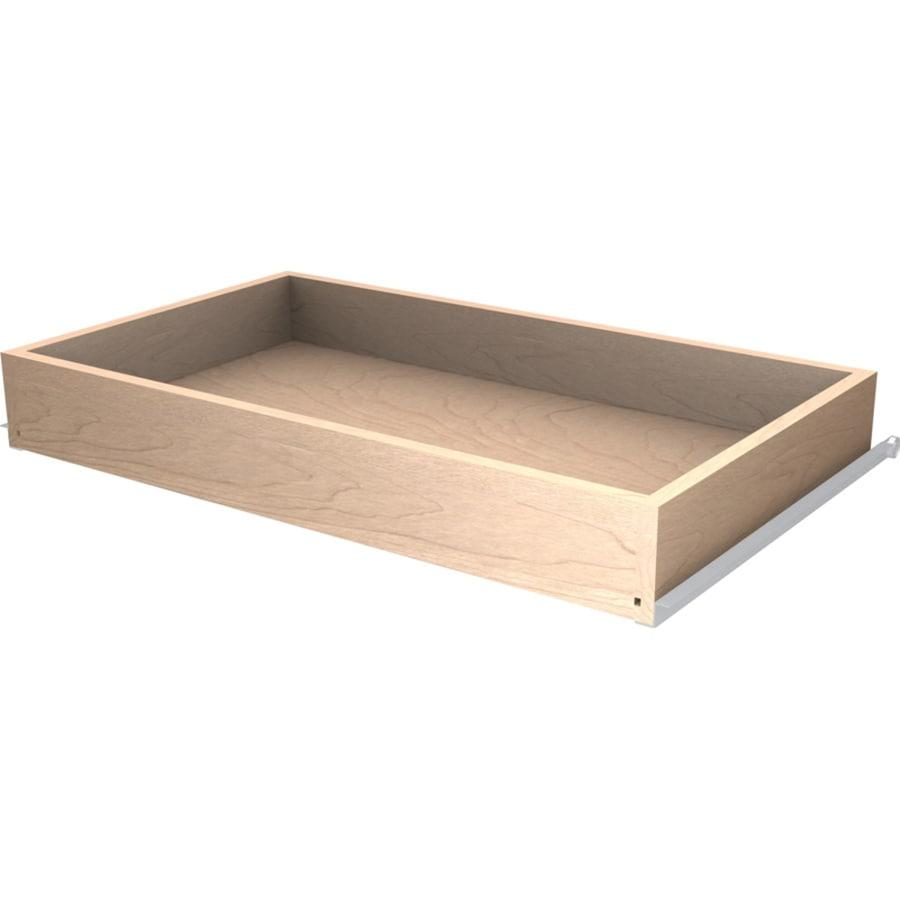 ESTATE by RSI 20.62-in W x 3.62-in H x 15.25-in D Hardwood Base Cabinet