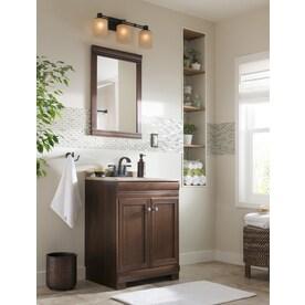 Style Selections Windell 24 5 In Auburn Single Sink