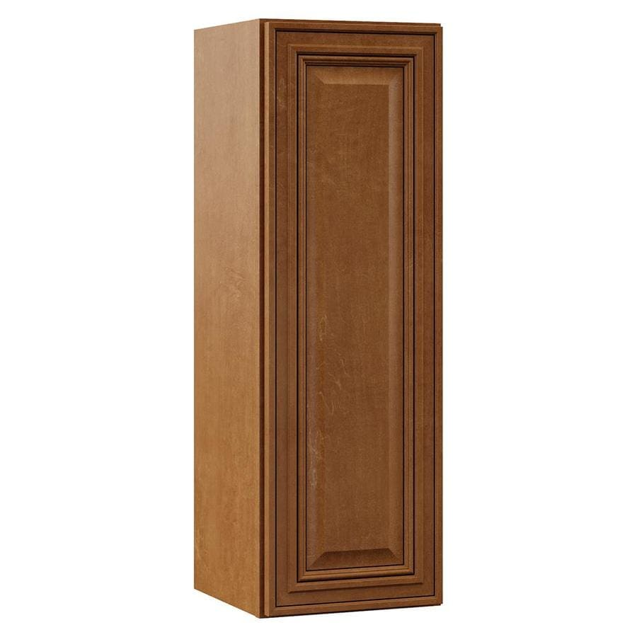 VILLA BATH by RSI 12-in W x 36-in H x 13-in D Canyon Bathroom Wall Cabinet