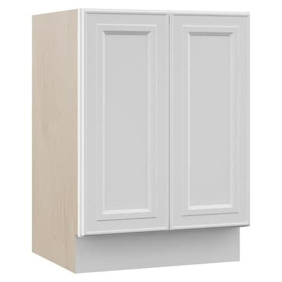 Villa Bath By Rsi Catalina 24 In White Bathroom Vanity Cabinet At Lowes Com