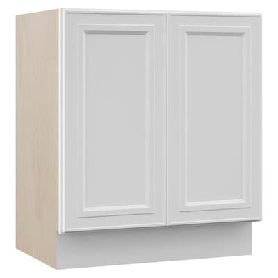 Catalina 30 In White Bathroom Vanity Cabinet