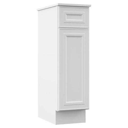 Plywood Wall Cabinet Plan: VILLA BATH By RSI Catalina 12-in W X 41.75-in H X 21.5-in