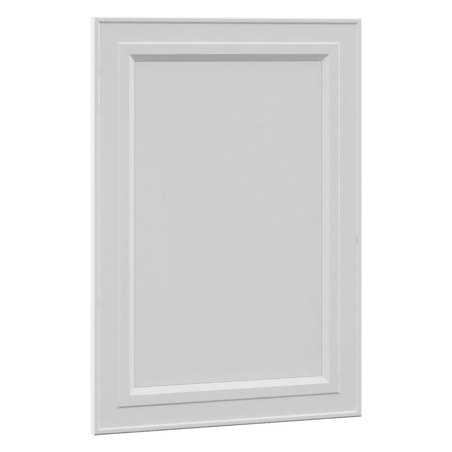 VILLA BATH by RSI White Vanity End Panel