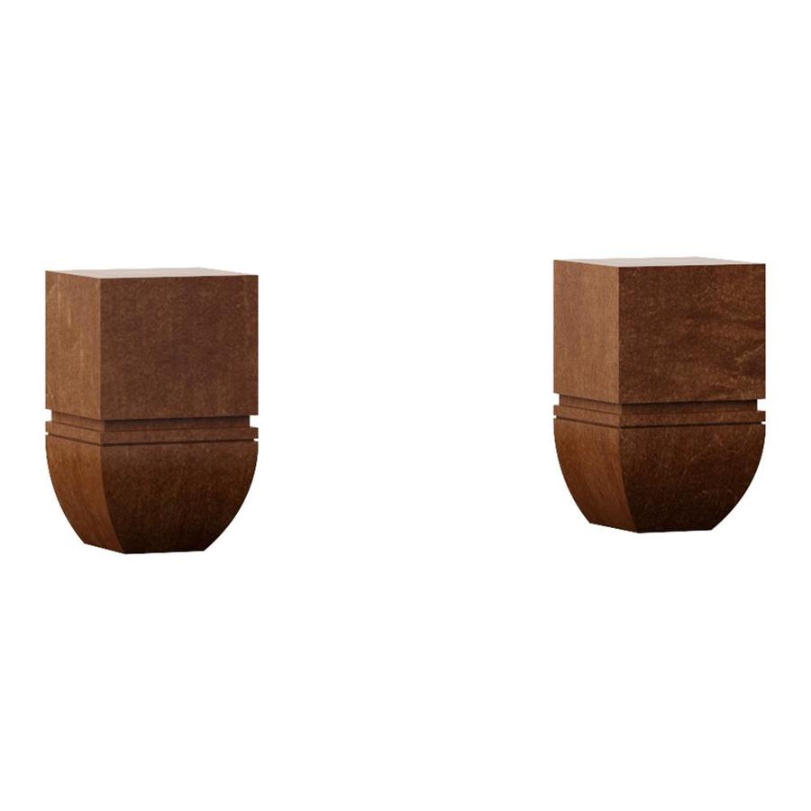 VILLA BATH by RSI Sanabelle Cognac Vanity Legs